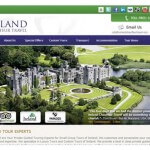 Ecommerce Website Design Ireland - Ireland Chauffeur Travel