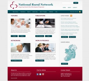 National Rural Network - Irish Web Design