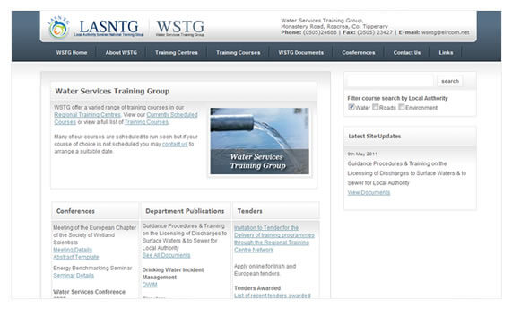 Web Development for WSTG