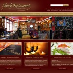 Ecommerce - Shack Restaurant - Irish Web Design