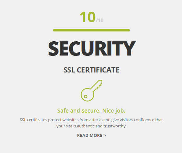 The Peace of Mind in Having a SSL